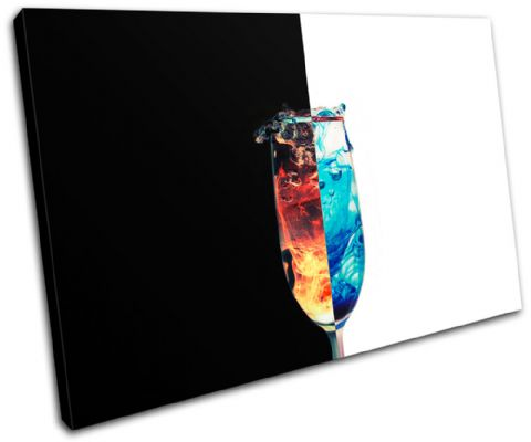 fire water Glass Food Kitchen - 13-0161(00B)-SG32-LO